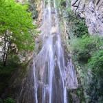 Cascata della riserva integrale