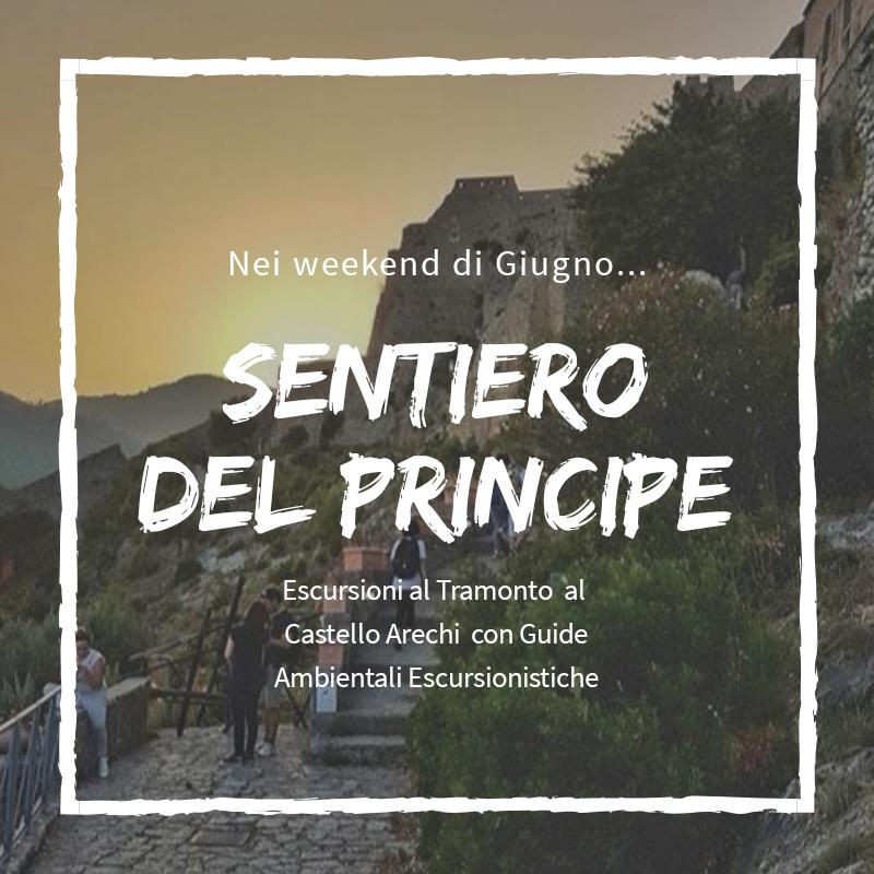 Salerno Letteratura: Il Sentiero Del Principe Con Il Duomo Trekking
